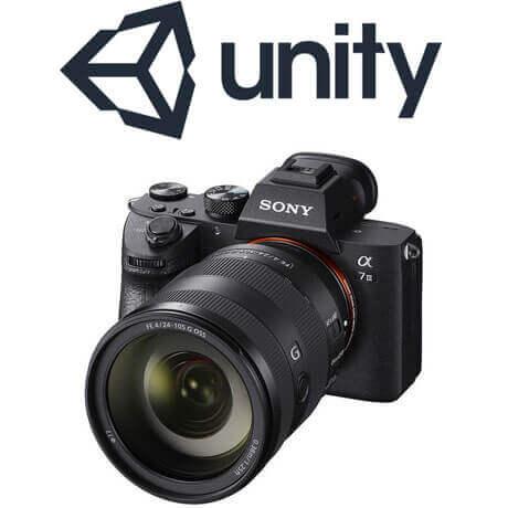 遊戲製作(Unity) 交換 攝影